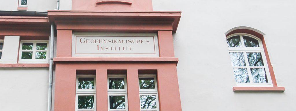 Ehemaliges Institut für Geophysik