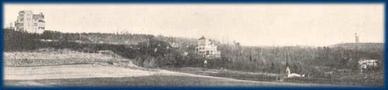 Der Göttinger Hainberg, kurz nach 1900.